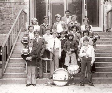 Detska dechovka 1978